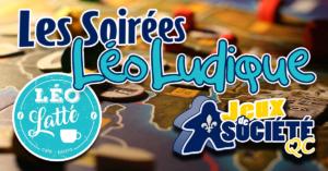 Soirées Léo Ludique
