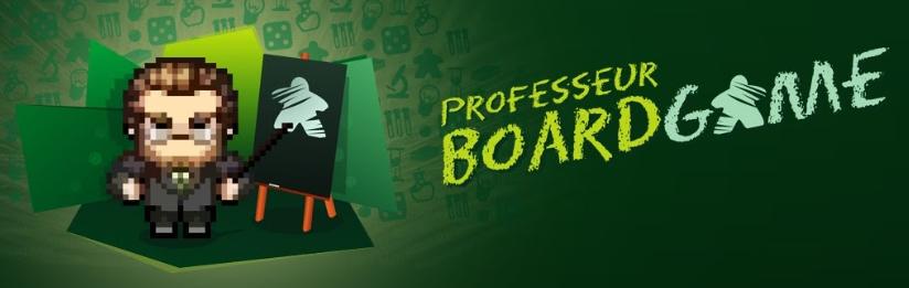 Professeur BoardGame