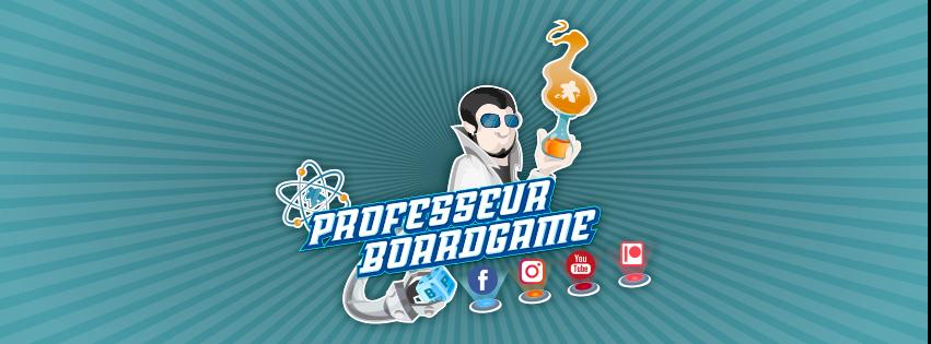Professeur Board Game