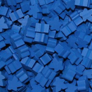 Meeples Bleus